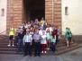 Schüler aus Guttstadt 2014